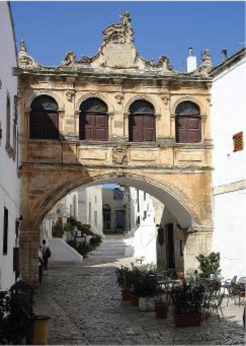 Das malerische Lecce liegt im Zentrum der salentinischen Halbinsel