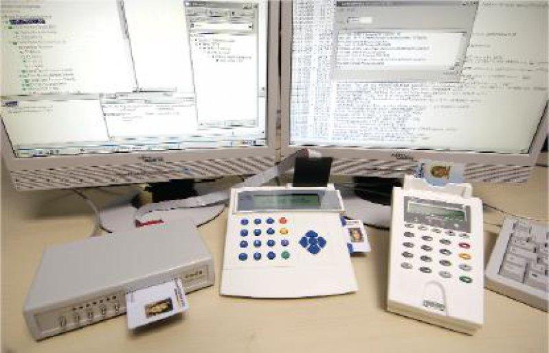 Im Labor der gematik werden Funktionalität, Interoperabilität, Stabilität und Sicherheit der Komponenten für die Telematikinfrastruktur getestet. Foto: gematik