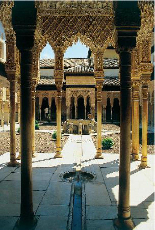 Ein Wunder maurischer Baukunst: die Alhambra in Granada Foto: Studiosus Gruppenreisen GmbH