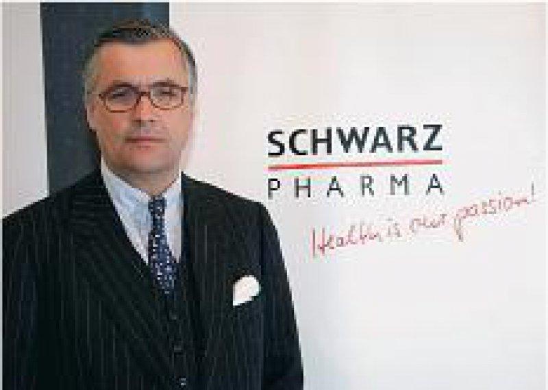 Ein reicher Mann: Patrick Schwarz-SchütteFoto: picture-alliance/epa