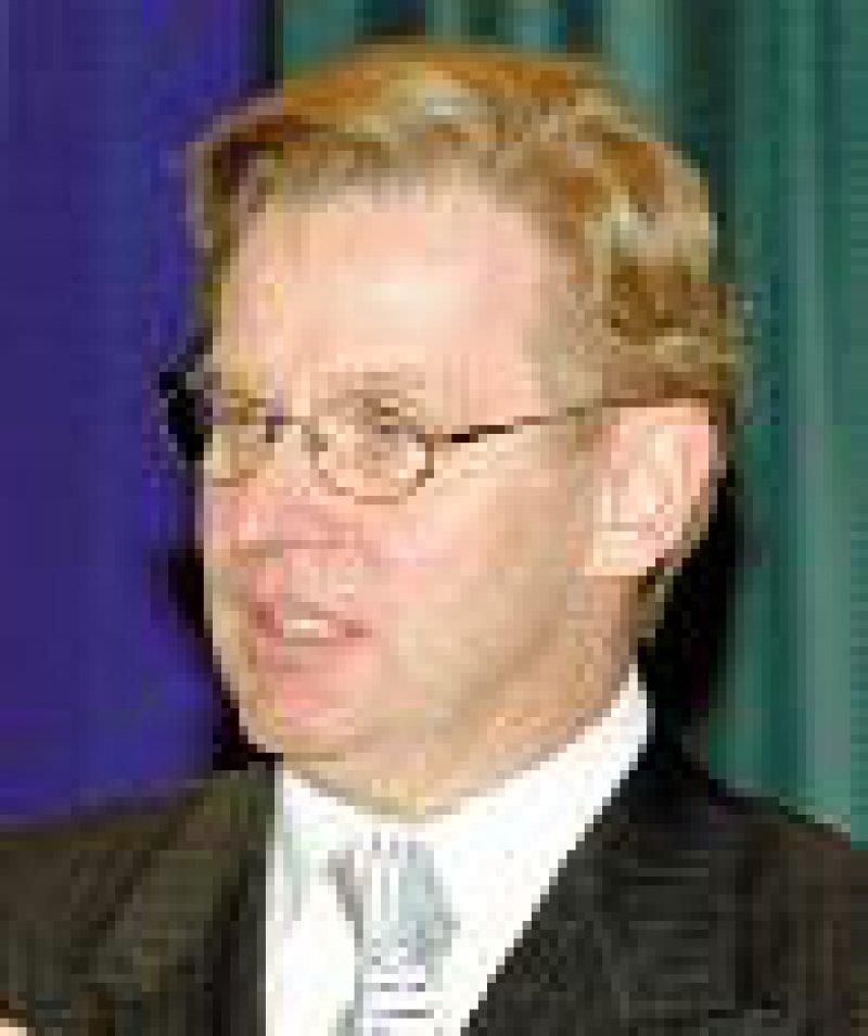 Dr. med. Manfred Richter- Reichhelm, Vorsitzender der Kassenärztlichen Bundesvereinigung. Foto: Georg J. Lopata
