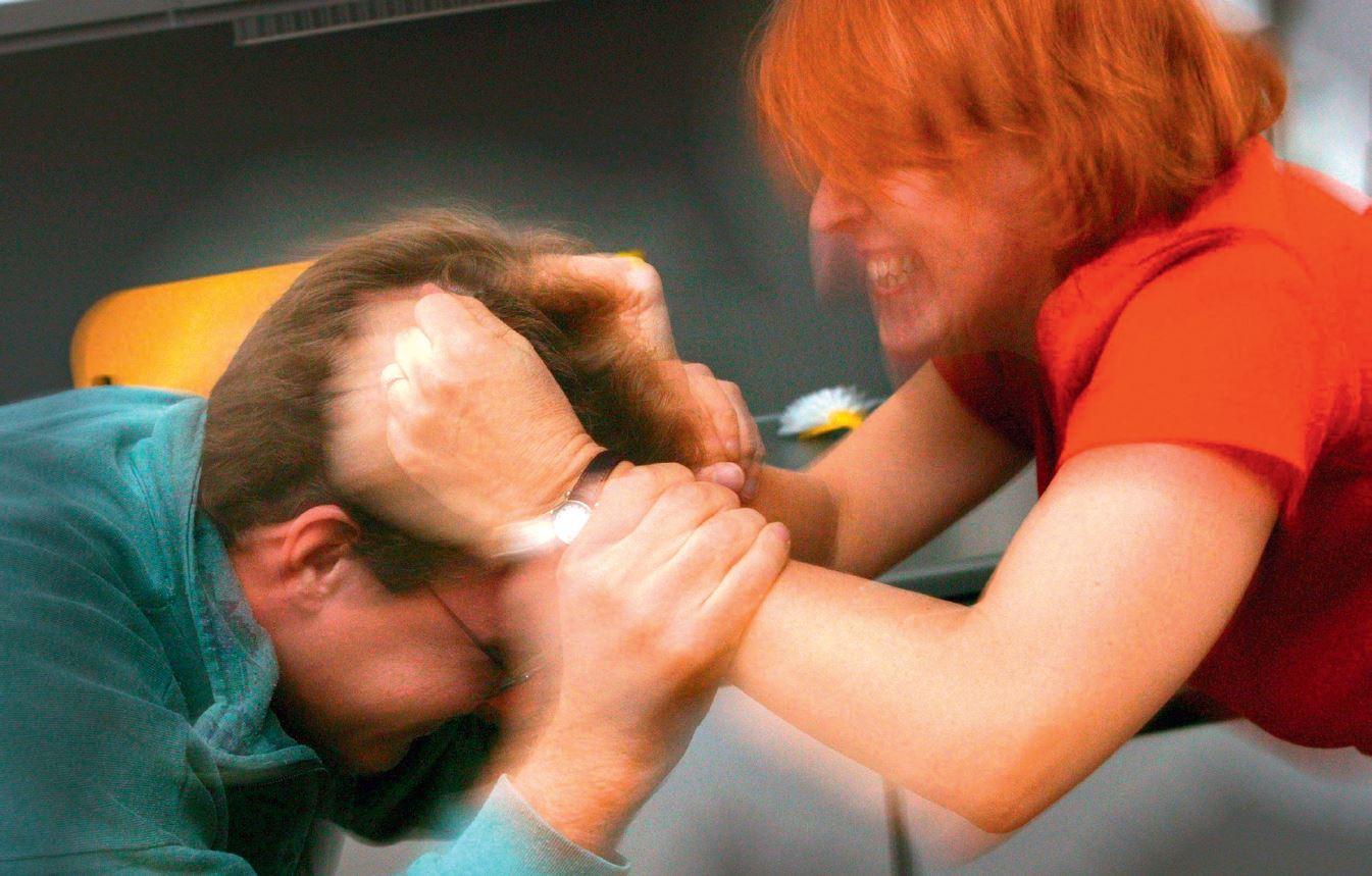 In partnerschaft statistik der gewalt Gewalt in