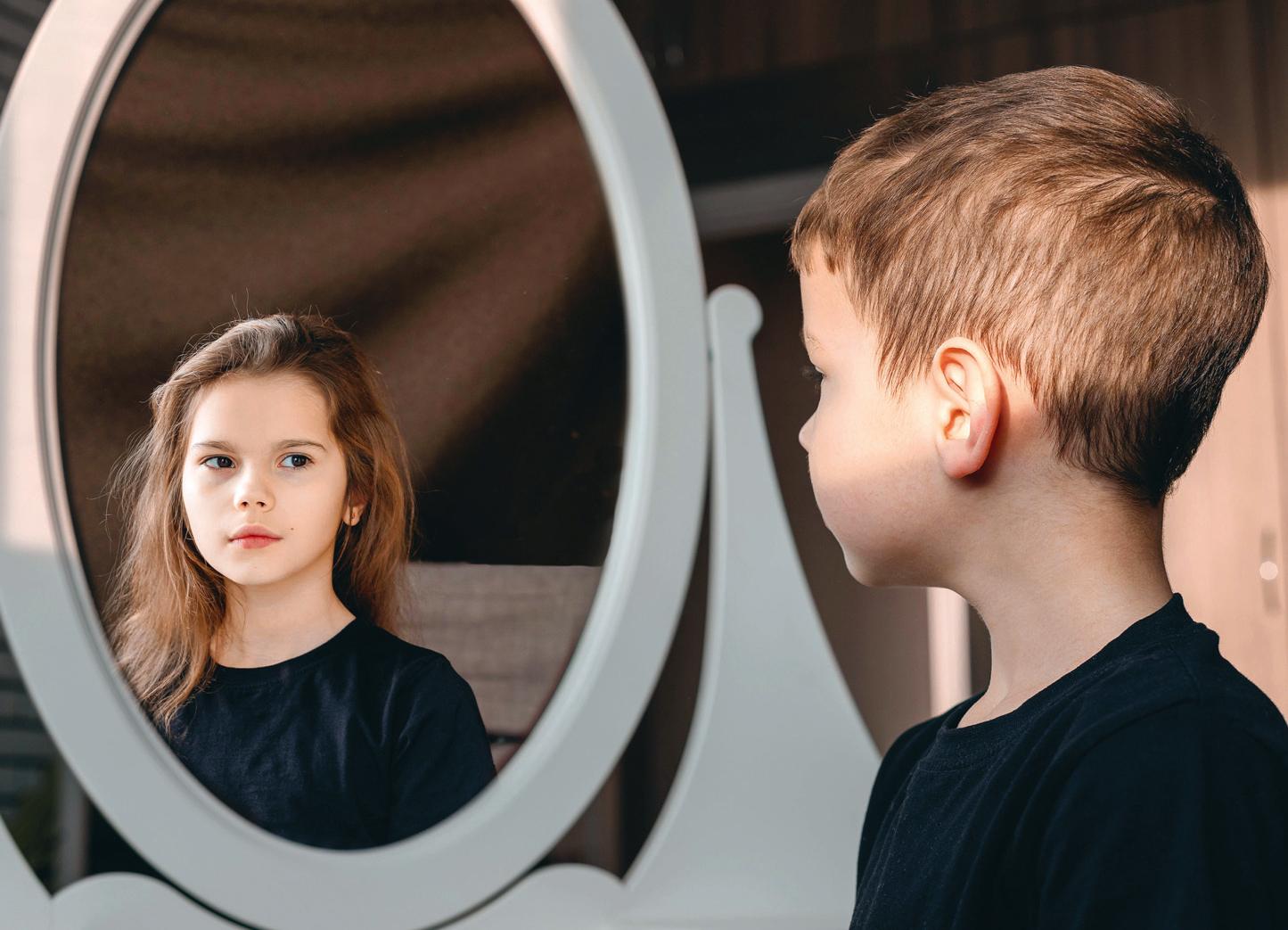 Frau mann bin zu test ich transgender Bin ich