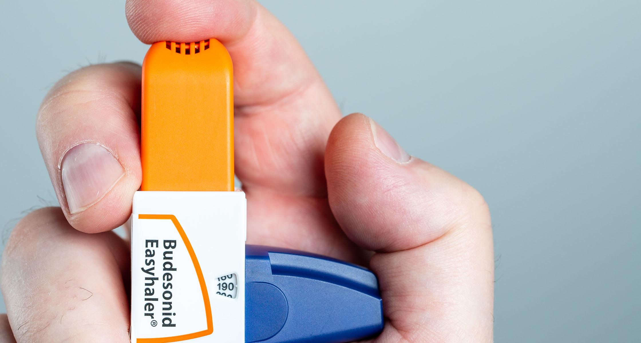 budesonide asthma steroid