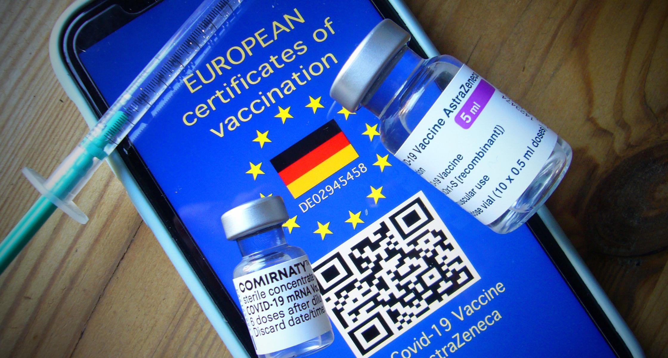 Digitaler Impfnachweis So Bekommen Bereits Vollstandig Geimpfte Den