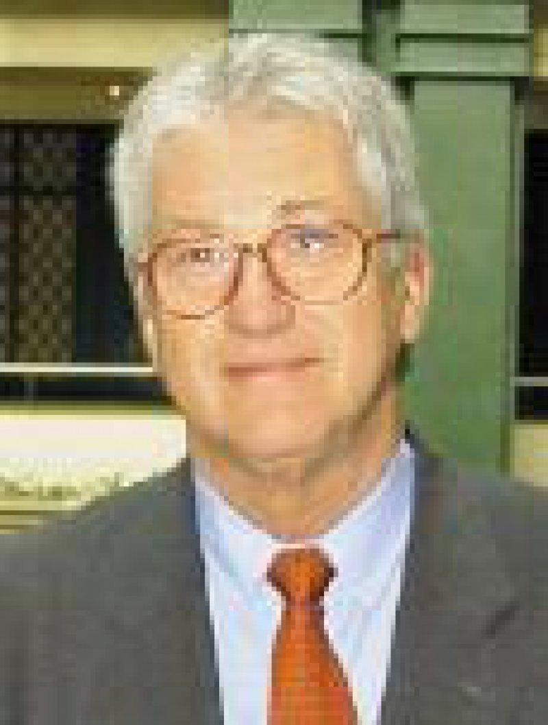 Neuer CPME-Präsident: Der Österreicher Reiner Brettenthaler Foto: Otmar Kloiber