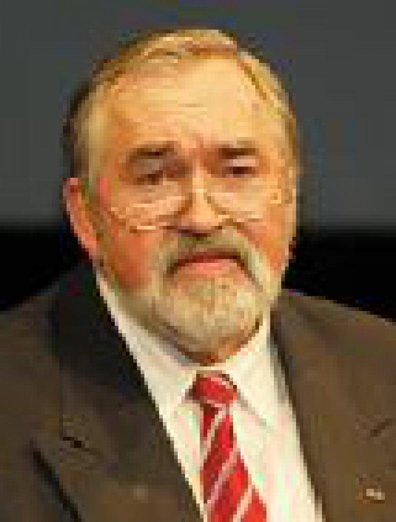 Dr. med. Ulrich Oesingmann, Präsident des Bundesverbands der Freien Berufe