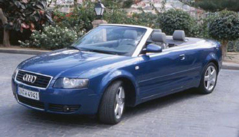 Ein Fahrzeug für Genießer: das Audi A4 Cabrio mit großer Fangemeinde