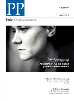 Deutsches Ärzteblatt PP 12/2020