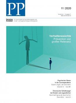 Deutsches Ärzteblatt PP 11/2020