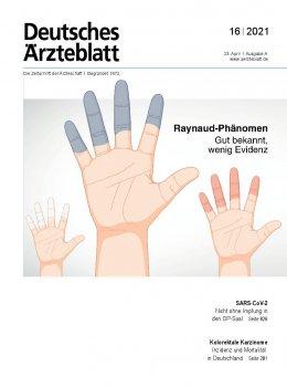 Deutsches Ärzteblatt 16/2021