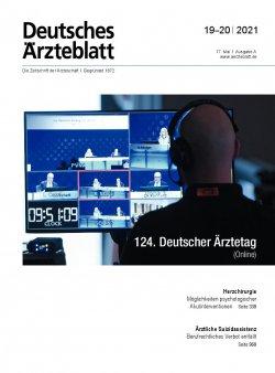 Deutsches Ärzteblatt 19-20/2021