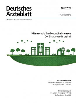 Deutsches Ärzteblatt 26/2021