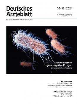 Deutsches Ärzteblatt 35-36/2021