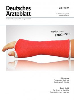Deutsches Ärzteblatt 40/2021