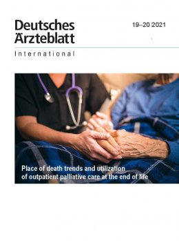 Dtsch Arztebl Int 2021; 118(19-20)