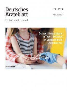 Dtsch Arztebl Int 2021; 118(22)