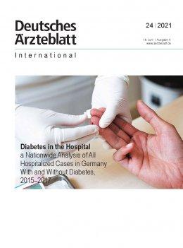 Dtsch Arztebl Int 2021; 118(24)