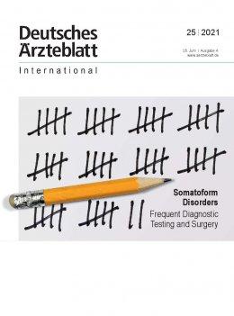 Dtsch Arztebl Int 2021; 118(25)