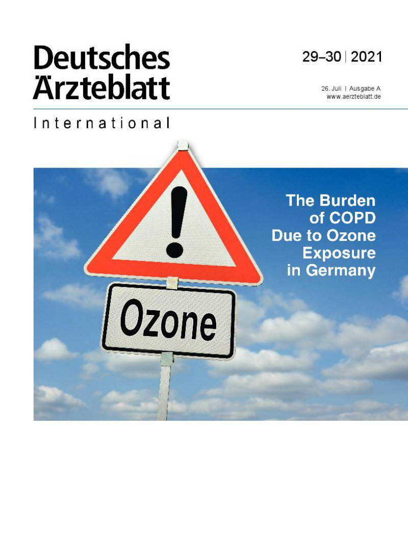 Deutsches Ärzteblatt international