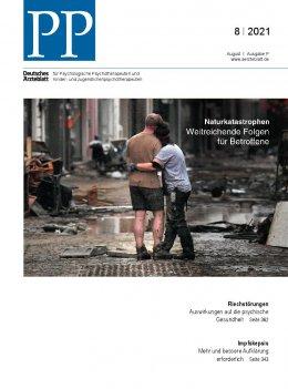 Deutsches Ärzteblatt PP 8/2021