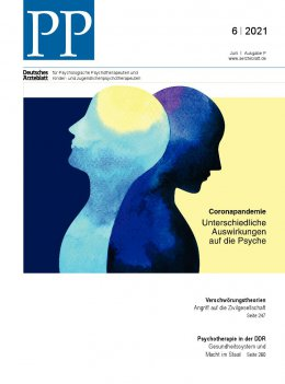 Deutsches Ärzteblatt PP 6/2021
