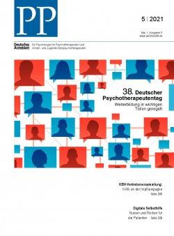 Deutsches Ärzteblatt PP 5/2021