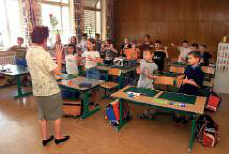 In den Schulen manifestieren sich die Probleme mit nicht diagnostizierter ADHS. Foto: BilderBox