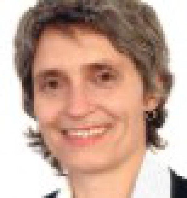 Marion Bohn, Leiterin Krisendienst Berlin-Nord, Ärztin und Supervisorin
