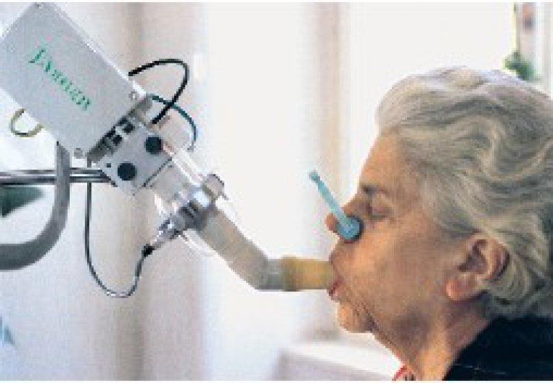 Atemwegserkrankungen können vielfältige Ursachen haben und erfordern teilweise eine aufwendige Diagnostik. Foto: Barbara Krobath
