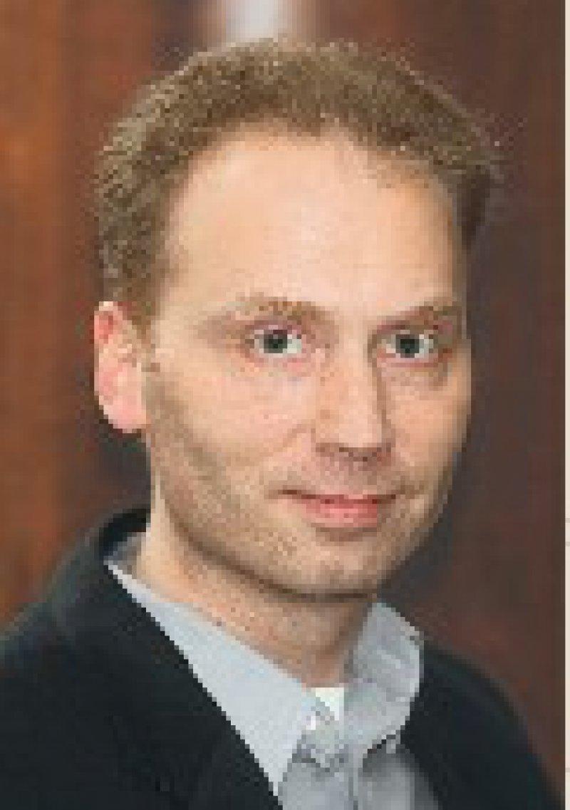 Falk Nimmerjahn Foto: Paul-Ehrlich-Stiftung
