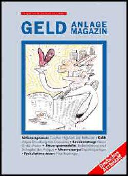Deutsches Ärzteblatt 19/1999 SUPPLEMENT: Geldanlage