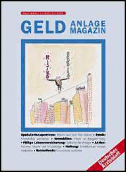 Deutsches Ärzteblatt 22/2000 SUPPLEMENT: Geldanlage