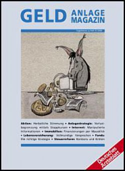 Deutsches Ärzteblatt 41/2000 SUPPLEMENT: Geldanlage