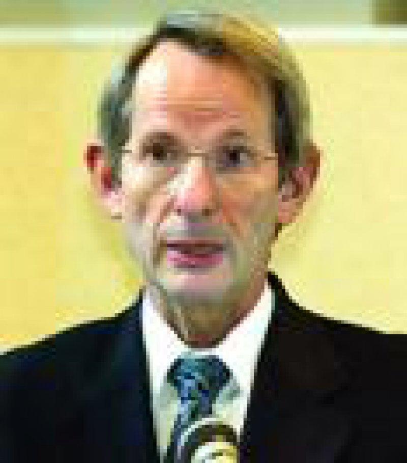 Prof. Dr. Jörg-Dietrich Hoppe Foto: Georg Lopata
