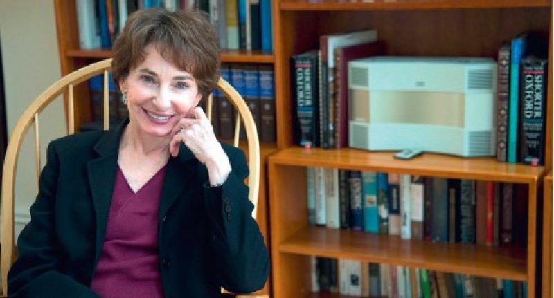 Wenn sie öffentlich auftritt, hat der Medizinbetrieb in den USA nichts Gutes zu erwarten: Marcia Angell. Foto: laif