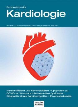 Deutsches Ärzteblatt 15/2021 SUPPLEMENT: Perspektiven der Kardiologie
