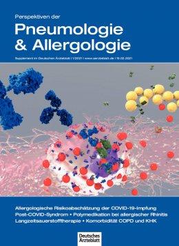 Deutsches Ärzteblatt 7/2021 SUPPLEMENT: Perspektiven der Pneumologie & Allergologie