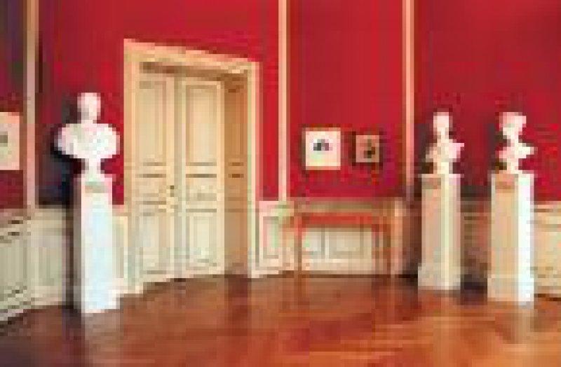 Schloss Branitz, Salon