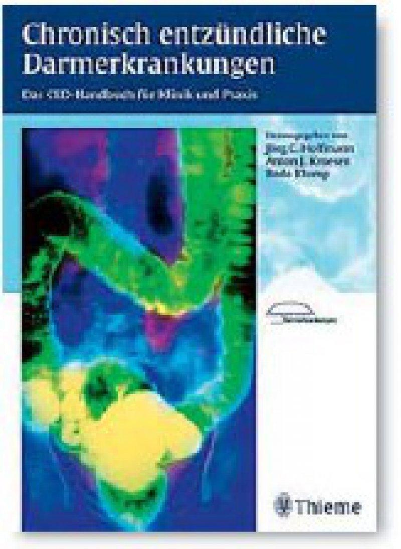 Jörg C. Hoffmann, Anton J. Kroesen, Bodo Klump (Hrsg.): Chronisch entzündliche Darmerkrankungen. Handbuch für Klinik und Praxis. 2. Auflage, Thieme, Stuttgart, New York 2009, 394 Seiten, gebunden, 89,95 Euro