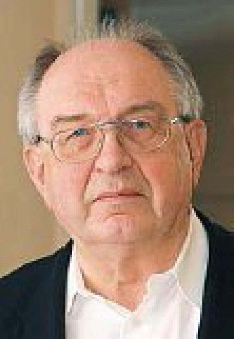 Werner W. Franke. Foto: dpa