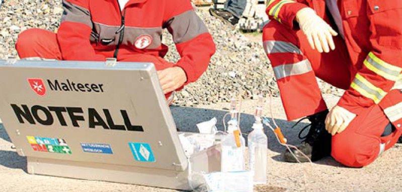 Die Versorgung Schwerverletzter zu optimieren, ist eines der Anliegen des Traumaregisters. Foto: picture alliance