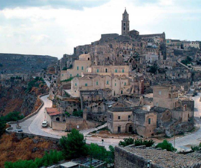 Matera ist eine Stadt in der süditalienischen Region Basilicata. Foto: Mondial Tours