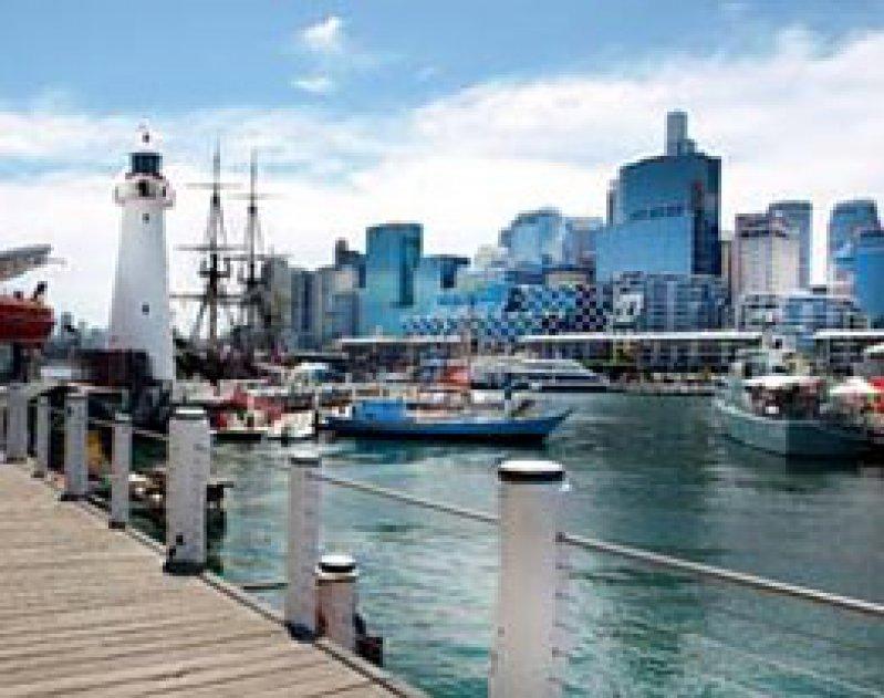 Sydney, Museumshafen