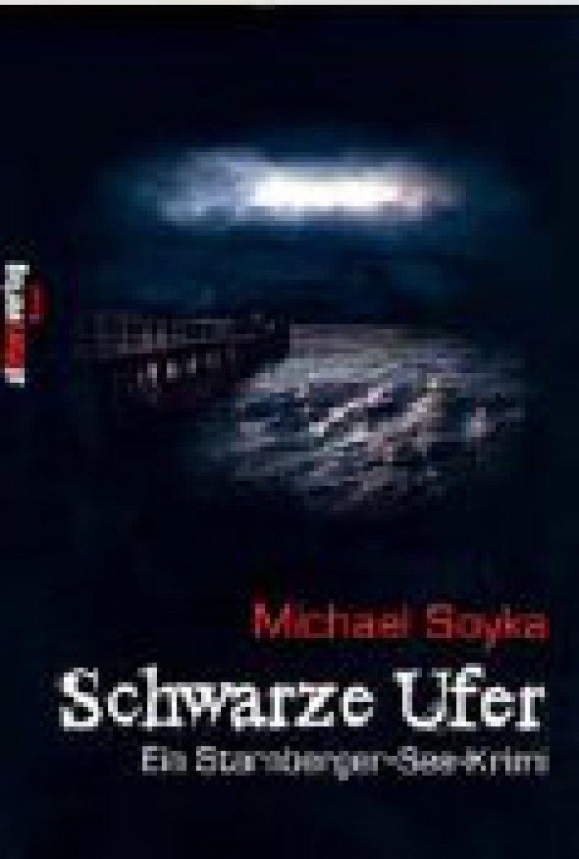 Michael Soyka: Schwarze Ufer. Ein Starnberger-See-Krimi. 4. Auflage. Allitera-Verlag, München 2010, 236 Seiten, kartoniert, 12,90 Euro