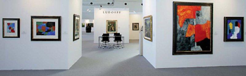 Die Angst vor drohender Inflation hat den Kunstmarkt eher belebt.