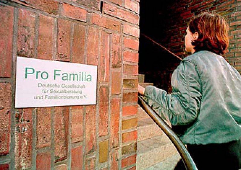 Beratungsregelung: 97 Prozent der Schwangerschaftsabbrüche ging eine Beratung voraus. Die Eingriffe erfolgten überwiegend ambulant. Foto: Keystone