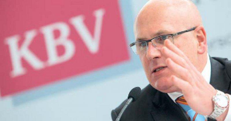 Für mehr Eigenverantwortung der Versicherten sprach sich KBV-Vorstandsvorsitzender Andreas Köhler aus. Foto: dpa