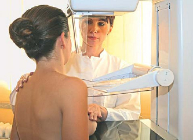 88 Prozent der Mammographieaufnahmen wurden als regelgerecht bewertet. Foto: picture-alliance