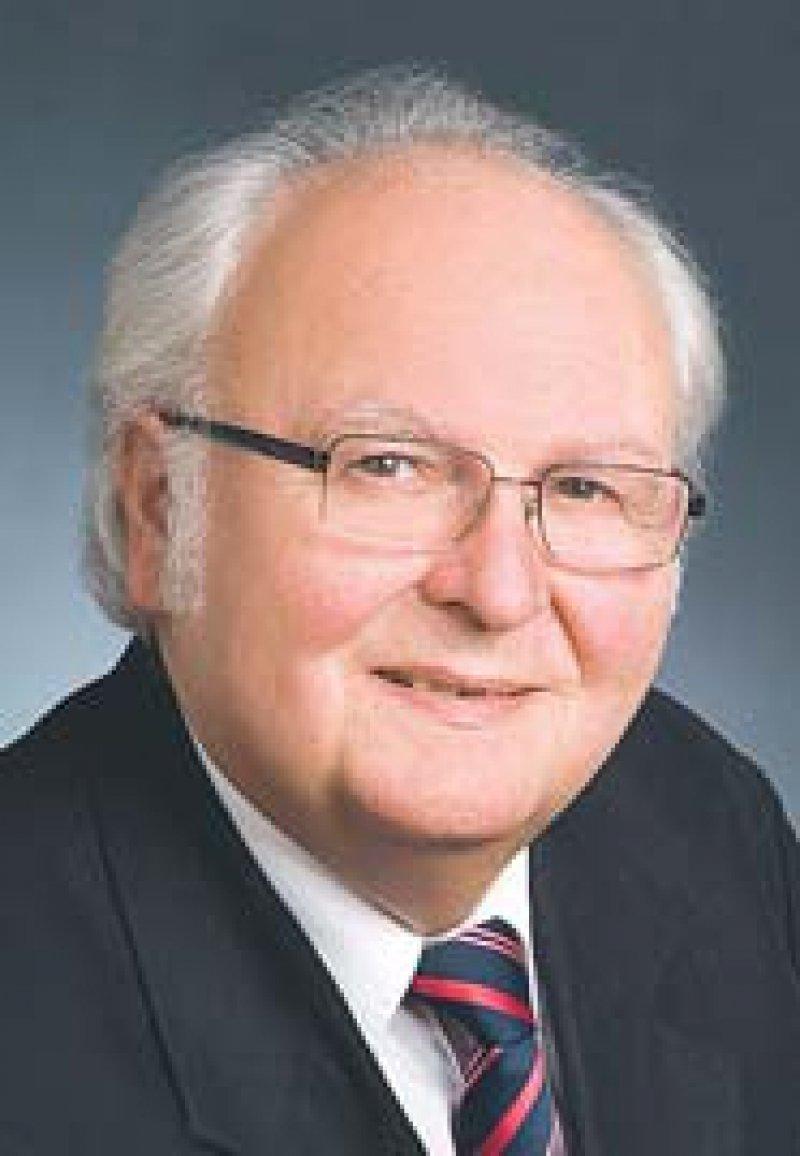 H. Hellmut Koch, Foto: BLÄK